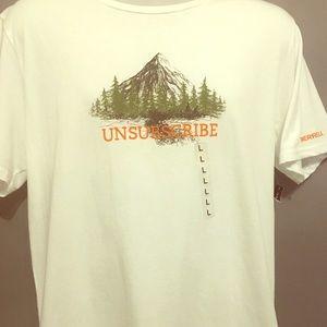 NWT Merrell T-Shirt